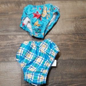 Other - Bundle Baby Reusable Swim Diaper Covers